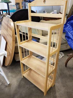 Small wood Shelf rack for Sale in Orlando, FL
