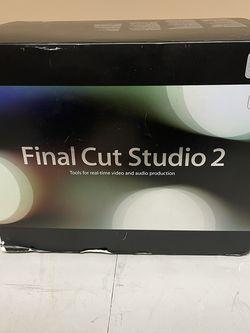 Apple Final Cut Studio 2 for Sale in Centereach,  NY