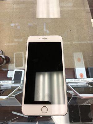 iPhone 6s Plus silver 128GB Unlocked for Sale in Richmond, VA