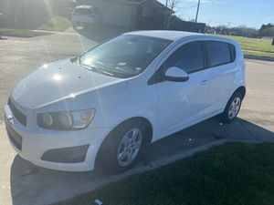 Chevy sonic for Sale in Arlington, TX