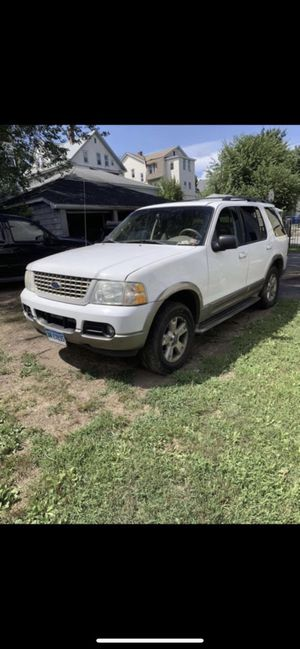 2003 Ford Explorer for Sale in Hartford, CT