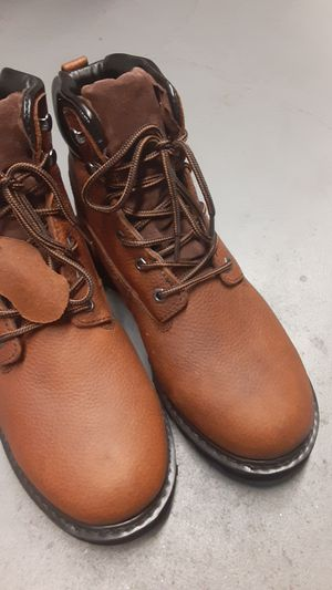 Leather Work Boot ×× Bota De Trabajo for Sale in San Leandro, CA