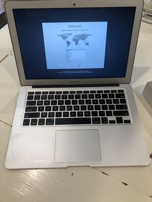 MacBook Air 13-inch (2013) for Sale in Dallas, TX