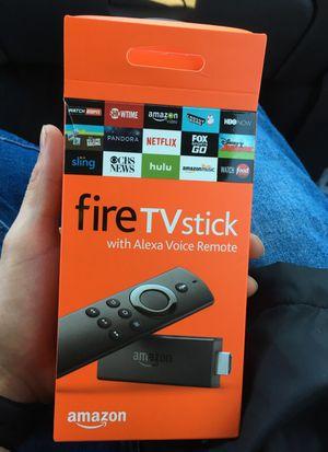 Amazon fire stick 2nd gen for Sale in Stockton, CA