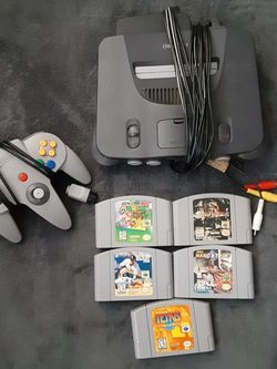 N64 BUNDLE for Sale in Lakeland,  FL