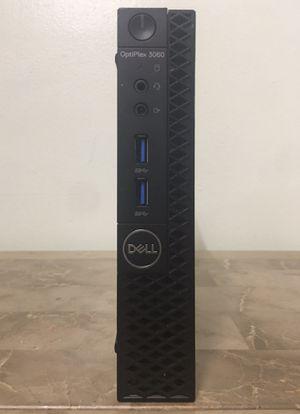 Micro DELL Optiplex 3060 Core i5 Corei5 8th gen. 8GB RAM 256GB SSD HDMI WiFi Bluetooth Windows 10 desktop computer for Sale in Pembroke Pines, FL