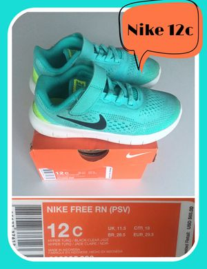 Nike Sneakers - Sz 12c (Child) for Sale in Henderson, NV