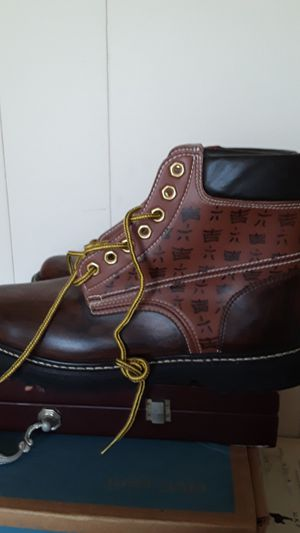 New work boots size 8/15 for Sale in Woodbridge Township, NJ