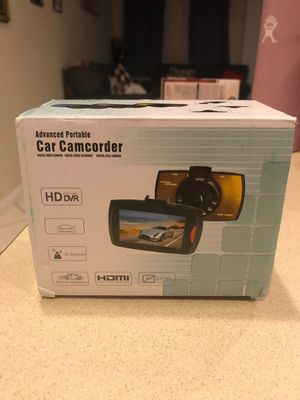 CAR DASH CAMCORDER for Sale in Las Vegas, NV