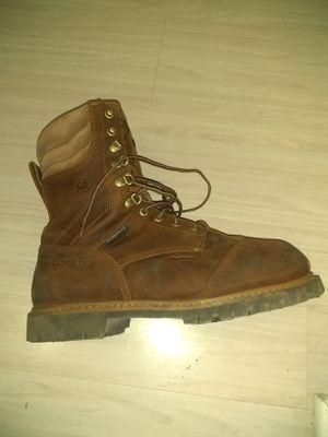 "Men's Carolina 8"" Insulated Waterproof Composite-Toe Work Boot size 13 for Sale in Southfield, MI"