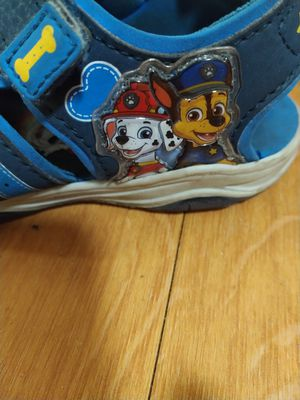Light up paw patrol sandals for Sale in New York, NY