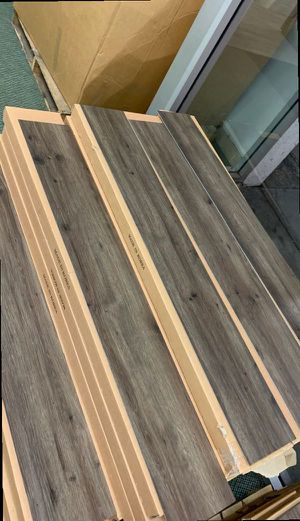 Luxury vinyl flooring!!! Only .67 cents a sq ft!! Liquidation close out! 1 for Sale in Whittier, CA