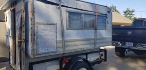 Hunting camper and trailer for Sale in WHT SETTLEMT, TX