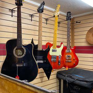 Guitars -Torrance for Sale in Gardena, CA