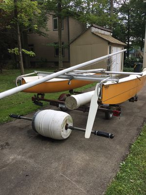 16' sail boat for Sale in Mercer, PA