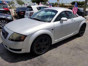 2001 Audi TT for Sale in Pompano, FL