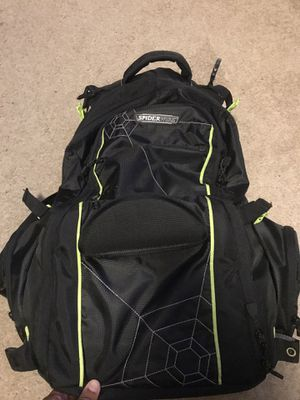 Spider Wire Fishing Tackle Backpack for Sale in Fresno, CA