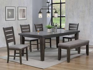 Table, 4 Chairs & Bench for Sale in Glendale, AZ