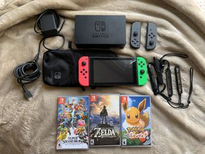 Nintendo Switch for Sale in West Covina, CA