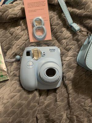 Polaroid camera Instax mini 7S for Sale in Rialto, CA