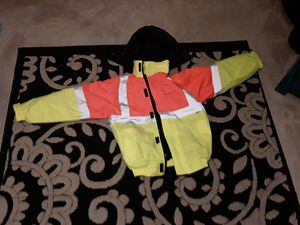 Reflective Rain Work Jackets [3] for Sale in Fort Worth, TX