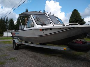 1997 Thunderjet 18ft 100hp jet to pump for Sale in Marysville, WA