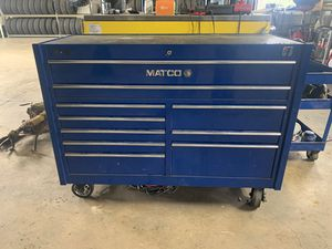 Matco Toolbox for Sale in Conway, AR