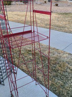 3 Shelf Metal Rack for Sale in Arvada,  CO