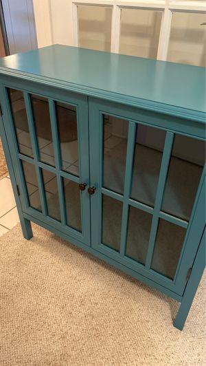 Teal Cabinet for Sale in Altamonte Springs, FL
