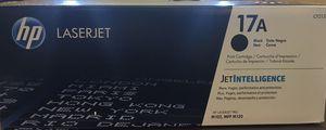 Laser jet 17A Black Toner for Sale in Florence, TX