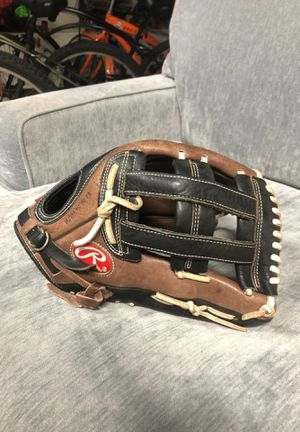Rawlings Baseball glove 12 3/4 for Sale in Huntington Beach, CA