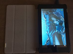 Amazon Fire 7 Tablet 16GB with Protective Case Stand for Sale in Whittier, CA