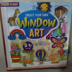 Window Art Kit for Sale in Evansville, IN