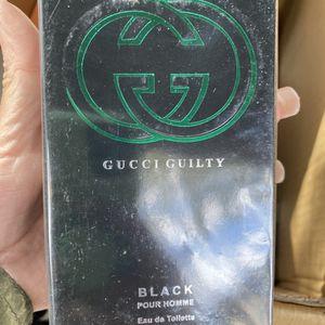 Gucci Guilty Mens Cologne 3.4 for Sale in San Antonio, TX