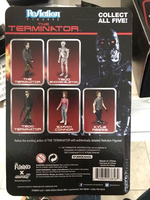 The Terminator T800 Endoskeleton for Sale in Hialeah, FL