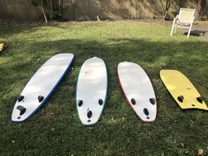 Soft top surfboards for Sale in Wall Township, NJ