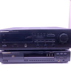 Marantz receiver and CD player for Sale in Mountlake Terrace,  WA