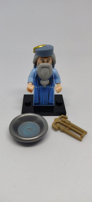 Albus Dumbledore Harry Potter Lego minifig for Sale in Alhambra, CA
