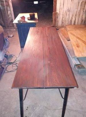 ***Handcrafted Refurbished Barn Wood Credenza*** for Sale in Beloit, KS