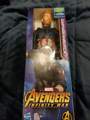Avengers Captain America for Sale in Arlington, WA