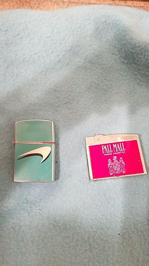 2 old cigarette lighters 20 for both for Sale in Renton, WA