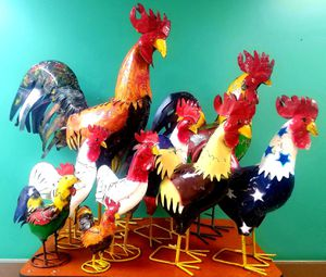 Roosters roosters and more roosters for Sale in Winston-Salem, NC