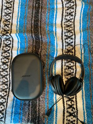 Bose Noise Cancelling Headphones for Sale in San Diego, CA