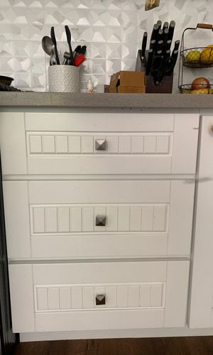 Kitchen cabinet handles 35 of them for Sale in Los Angeles, CA