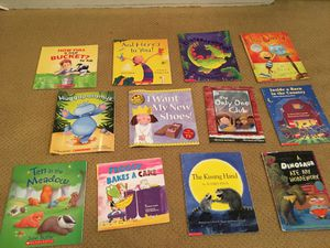 12 books for the beginning reader for Sale in Fairfax, VA