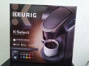 KEURIG K-SELECT Coffee Brewing Machine Limited Edition (NEW) for Sale in Orlando, FL