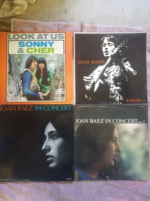 Box Of Vinyls / Records for Sale in San Jose, CA