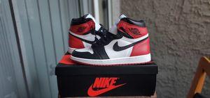 Jordan 1 Black Toe 2016 size 10 for Sale in Laguna Beach, CA