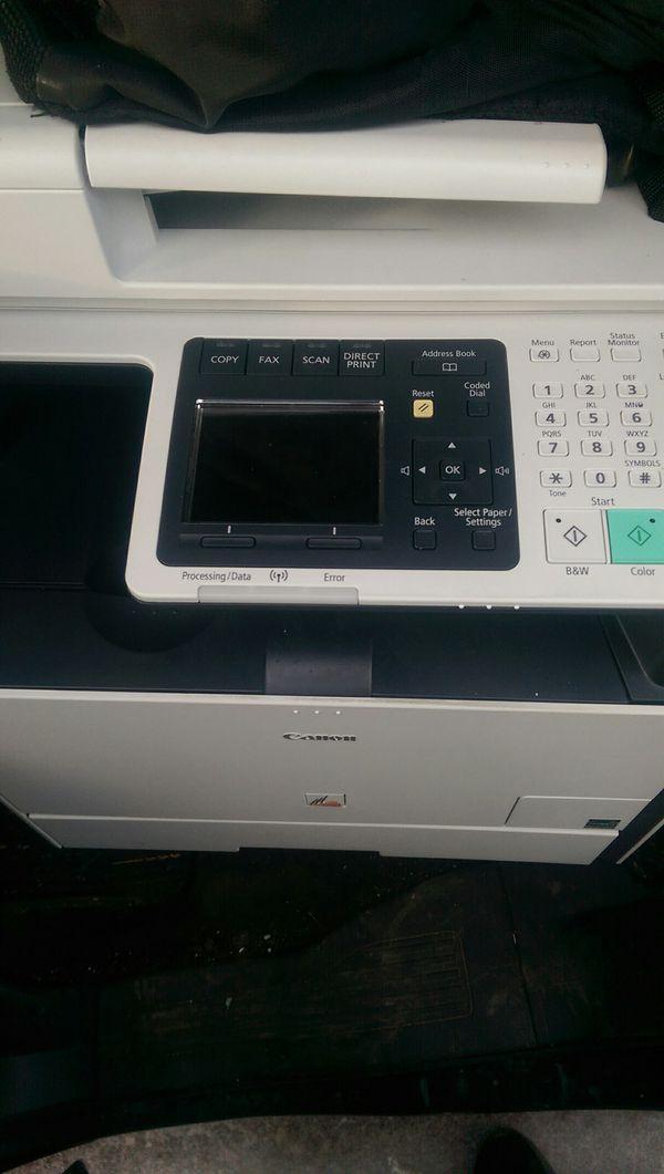 Cannon professional office printer