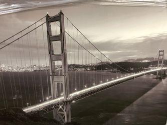 Large Picture Of Golden Gate Bridge. for Sale in Atlanta,  GA